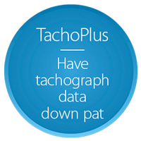 TachoPlus - Have tachograph data down pat
